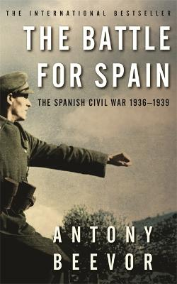 Battle for Spain book
