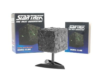 Star Trek: Light-and-Sound Borg Cube by Chip Carter