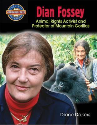 Dian Fossey by Diane Dakers
