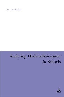 Analysing Underachievement in Schools book