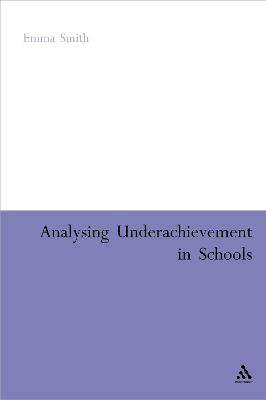 Analysing Underachievement in Schools book
