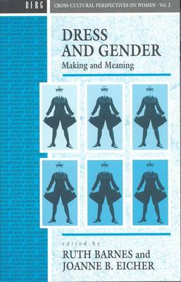 Dress and Gender by Joanne Bubolz Eicher