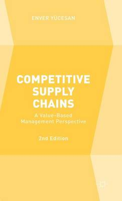 Competitive Supply Chains book