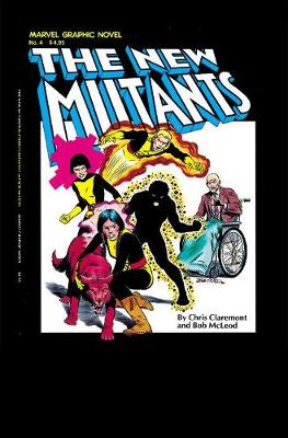 New Mutants Epic Collection: Renewal by Chris Claremont