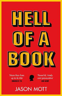 Hell of a Book book