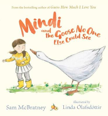 Mindi and the Goose No One Else Could See book