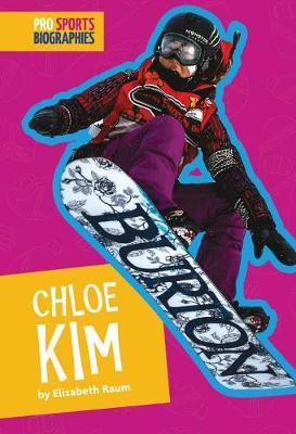 Chloe Kim by Elizabeth Raum