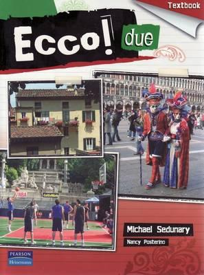 Ecco! due by Michael Sedunary