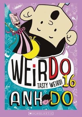 Tasty Weird #16 book