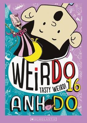 Tasty Weird #16 book