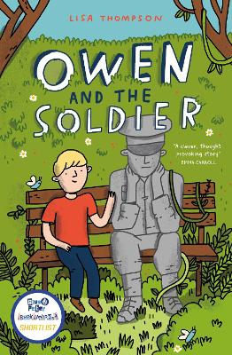 Owen and the Soldier book
