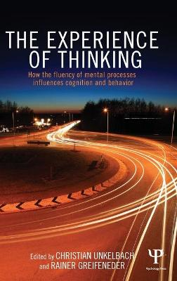 Experience of Thinking book