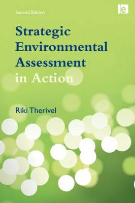 Strategic Environmental Assessment in Action book