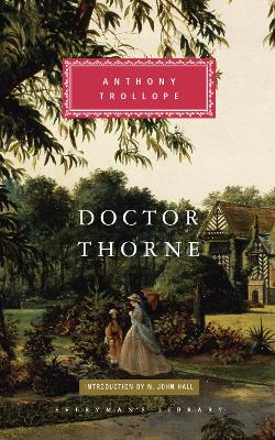 Doctor Thorne book