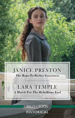 The Rags-to-Riches Governess/A Match for the Rebellious Earl book