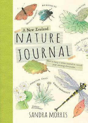 New Zealand Nature Journal book