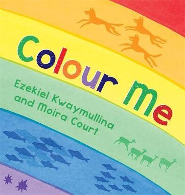 Colour Me book