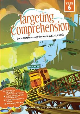 Targeting Comprehension Student Workbook Year 6 book
