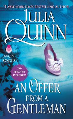 Bridgertons: Book 3 An Offer From a Gentleman by Julia Quinn