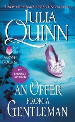 Bridgertons: Book 3 An Offer From a Gentleman by Julia Quinn