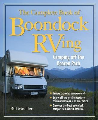 Complete Book of Boondock RVing book