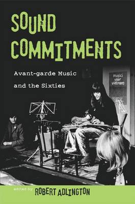 Sound Commitments by Robert Adlington