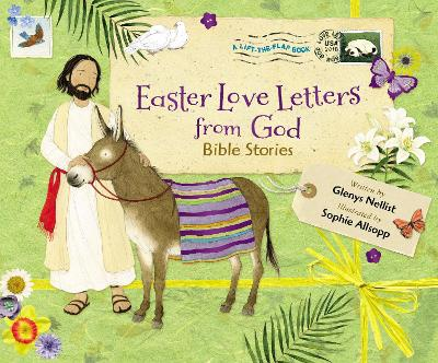 Easter Love Letters from God by Glenys Nellist