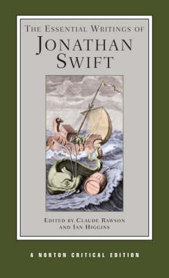 The Essential Writings of Jonathan Swift by Jonathan Swift