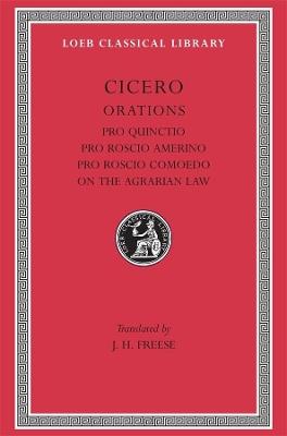 Pro P.Quinctio by Marcus Tullius Cicero