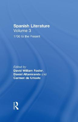 From 1700 to the Present Vol 3 by David Foster