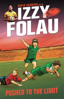 Izzy Folau 3 by David Harding