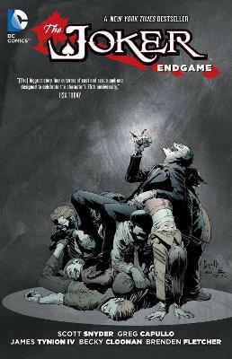 Joker Endgame TP by Greg Capullo