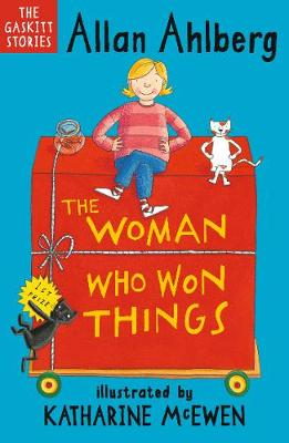 Woman Who Won Things by Allan Ahlberg