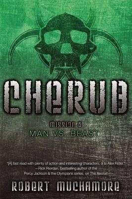 Man vs. Beast by Robert Muchamore