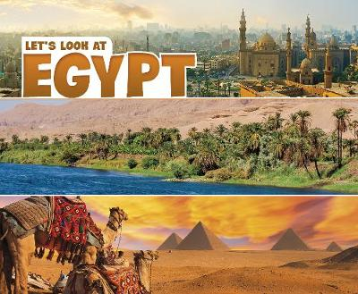 Let's Look at Egypt by Mary Meinking