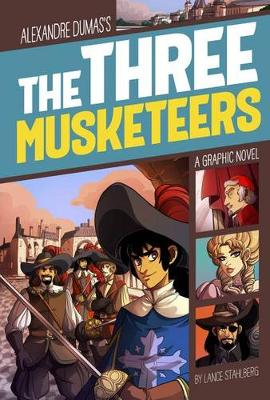 The Three Musketeers by Lance Stahlberg