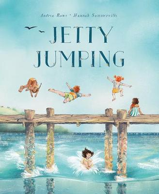 Jetty Jumping by Andrea Rowe