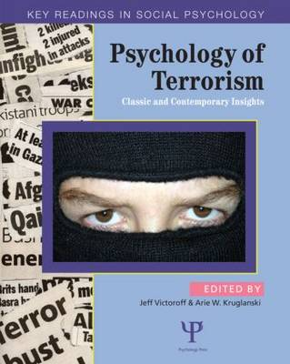 Psychology of Terrorism book