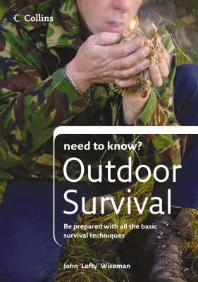 Outdoor Survival by John 'Lofty' Wiseman