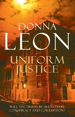 Uniform Justice book