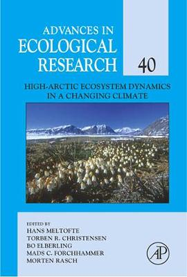 High-Arctic Ecosystem Dynamics in a Changing Climate book