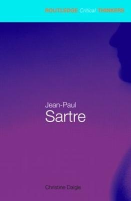 Jean-Paul Sartre book
