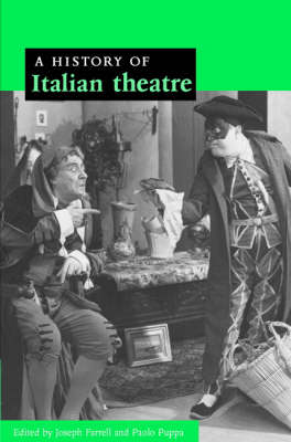 History of Italian Theatre book