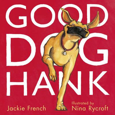 Good Dog, Hank! book