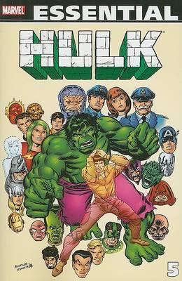 Essential Hulk Vol.5 book