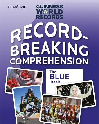 Record Breaking Comprehension Blue Book by Guinness World Records