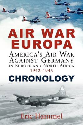 Air War Europa by Eric M Hammel