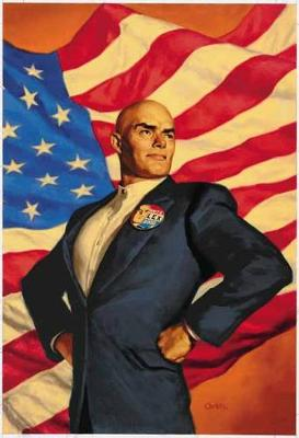 Superman President Luthor (New Edition) by Jeph Loeb