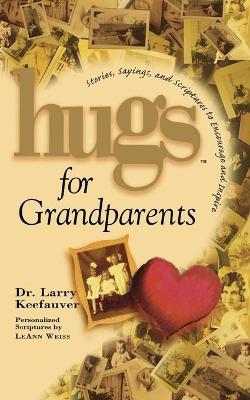 Hugs for Grandparents book
