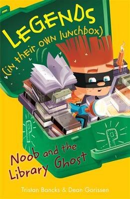 Noob and the Library Ghost by Tristan Bancks